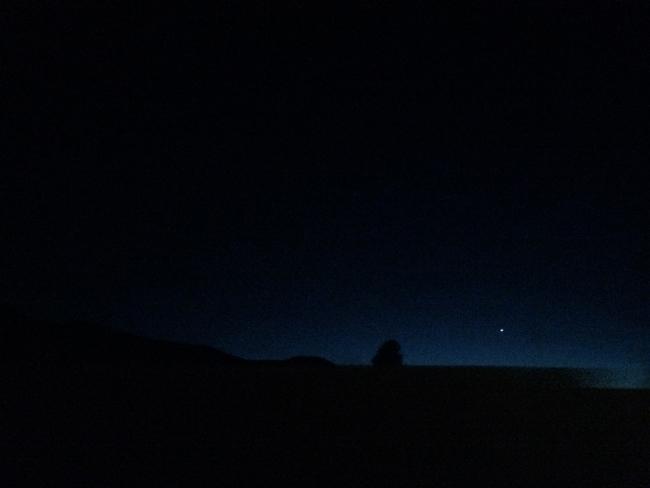 night himalayas