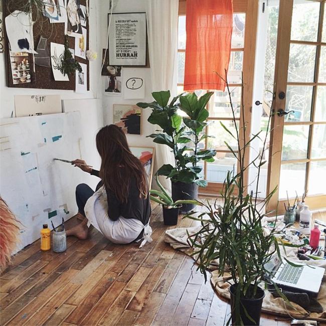 Karina Bania studio
