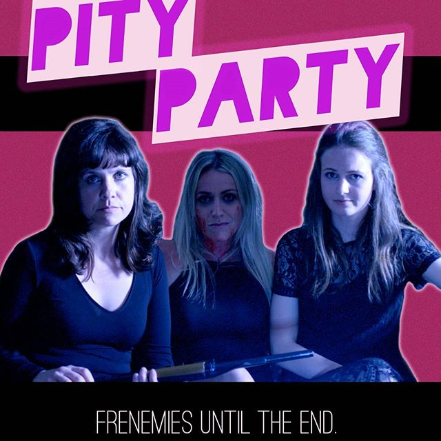 The poster is starting to come together... . . . #bcfilm #indiefilm #independentfilm #featurefilm #movies #filmmaking #filmmaker #womeninfilm #womeninhorror #comedy #horror #butnotreally #productionlife #producer #director #writer #design #PityPartyMovie