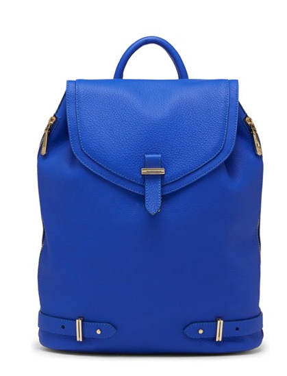Vince Camuto Robyn Leather Backpack $298 - LOVE THIS BLUE!