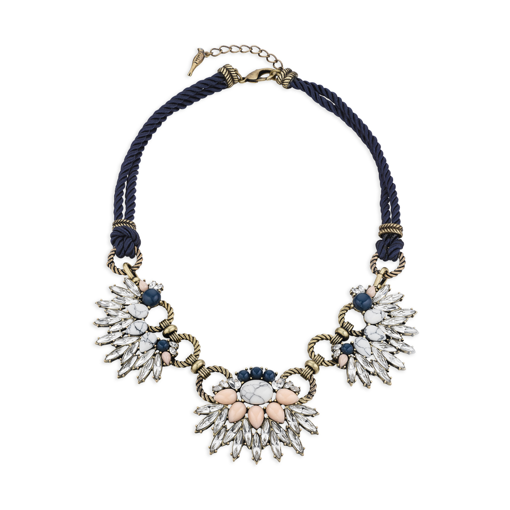 Morningtide Convertible Collar Necklace    $138