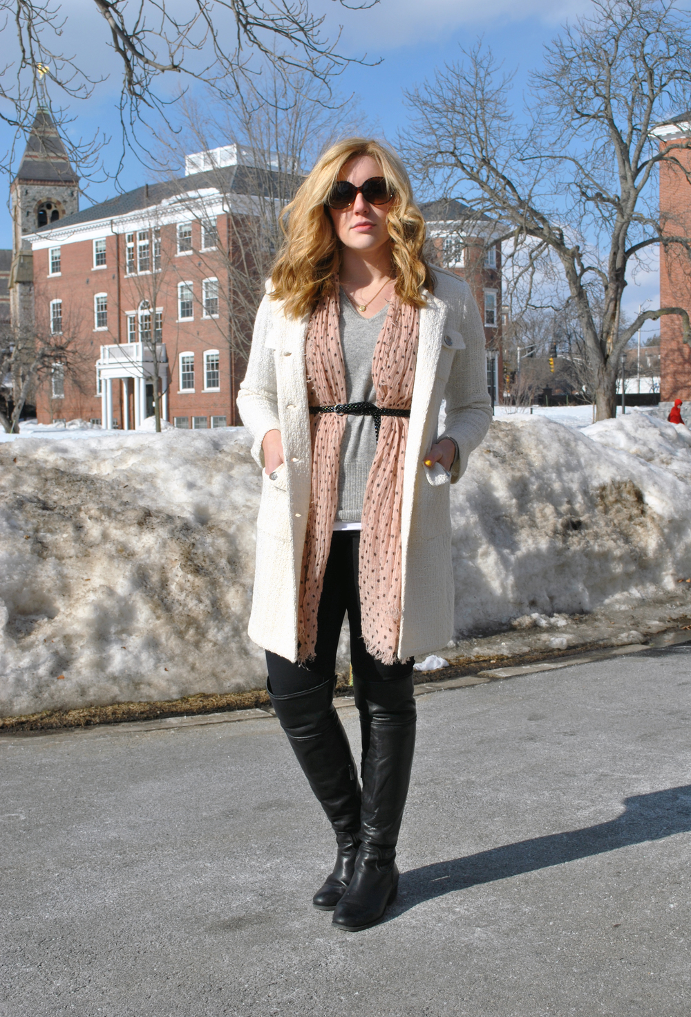 Wool Overs, Winter Essentials to Springtime, wool overs sweater with leggings | thoughtfulwish