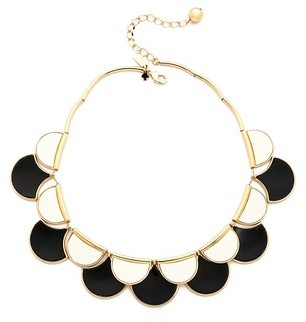 Kate Spade New York Sweetheart Scallops Necklace $148