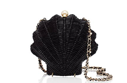 SPLASH OUT WICKER CLAM SHELL $298.00