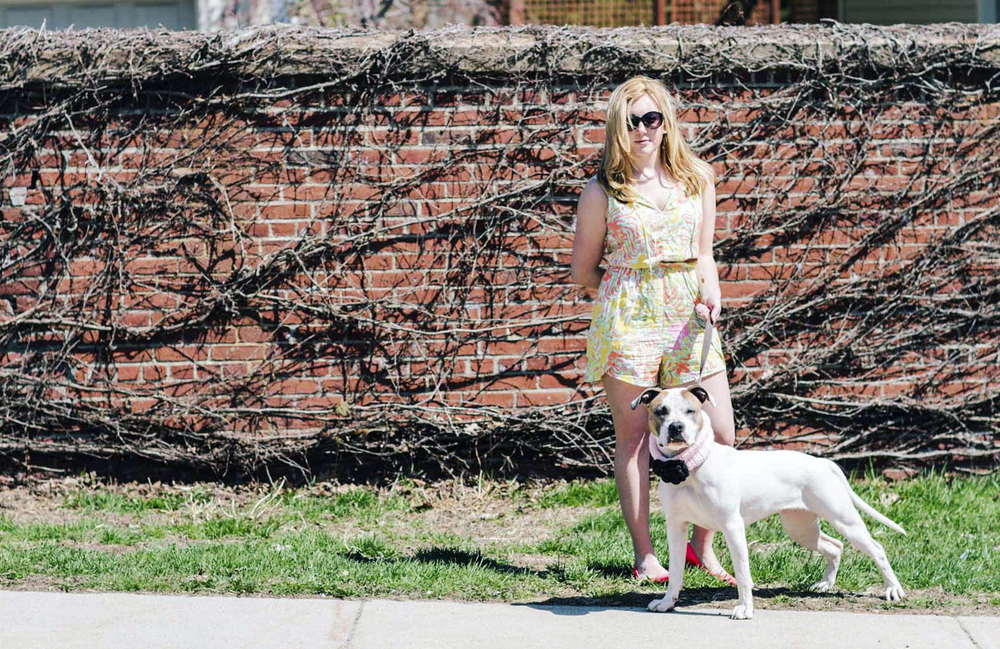 photos by Justine M. Johnson // MSPCA // puppy // dog // Kate Spade // Lilly Pulitzer // target | thoughtfulwish