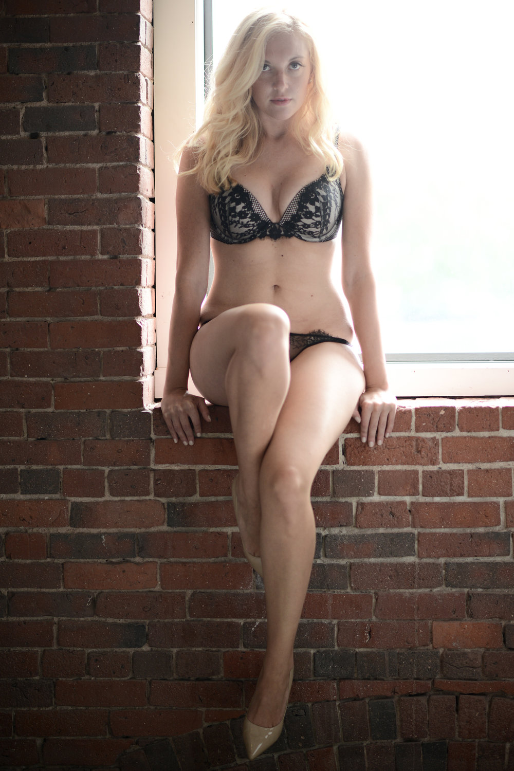 thoughtfulwish // lingerie // playboy // south end // boston // kevin day photography