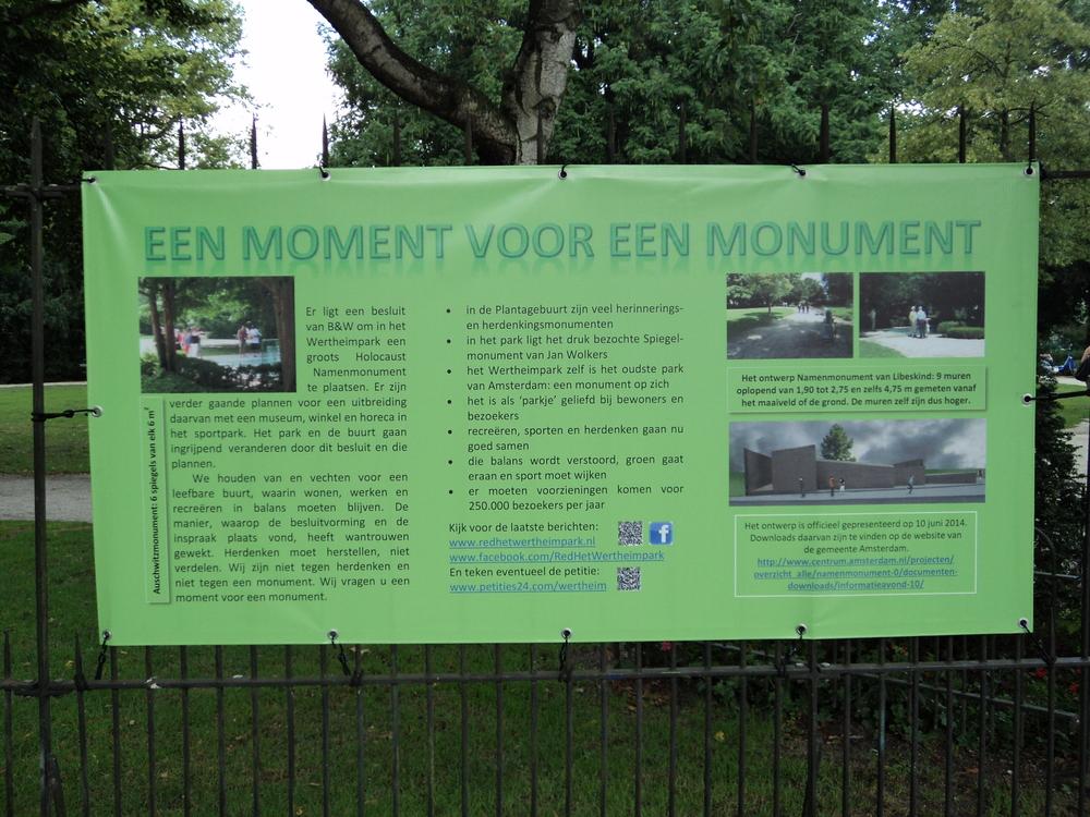 Spandoek Wertheimpark