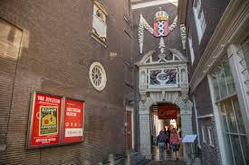Amsterdam Museum, ingang vanaf de Kalverstraat