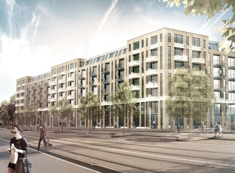 Nieuwbouwplan Sint Jacob met ouderenwoningen