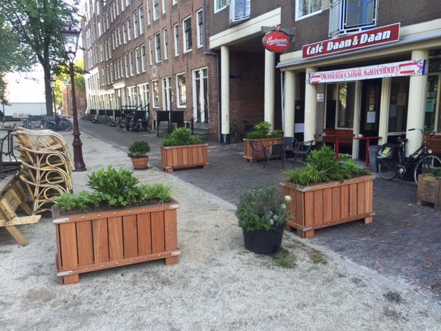 Café Daan & Daan, Kattenburgerplein