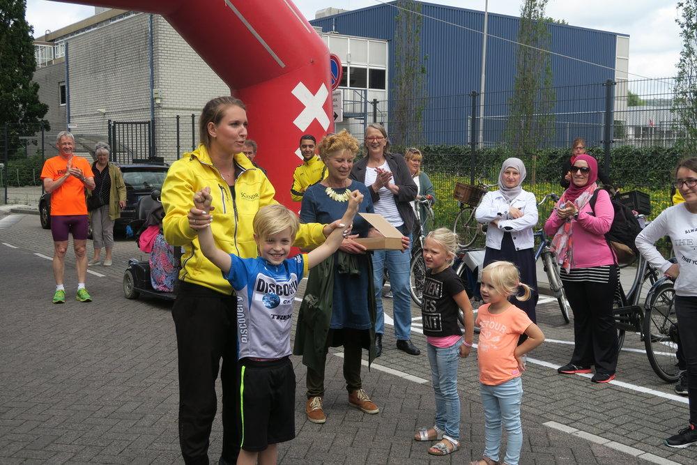 Winnaar Ronde van Kattenburg