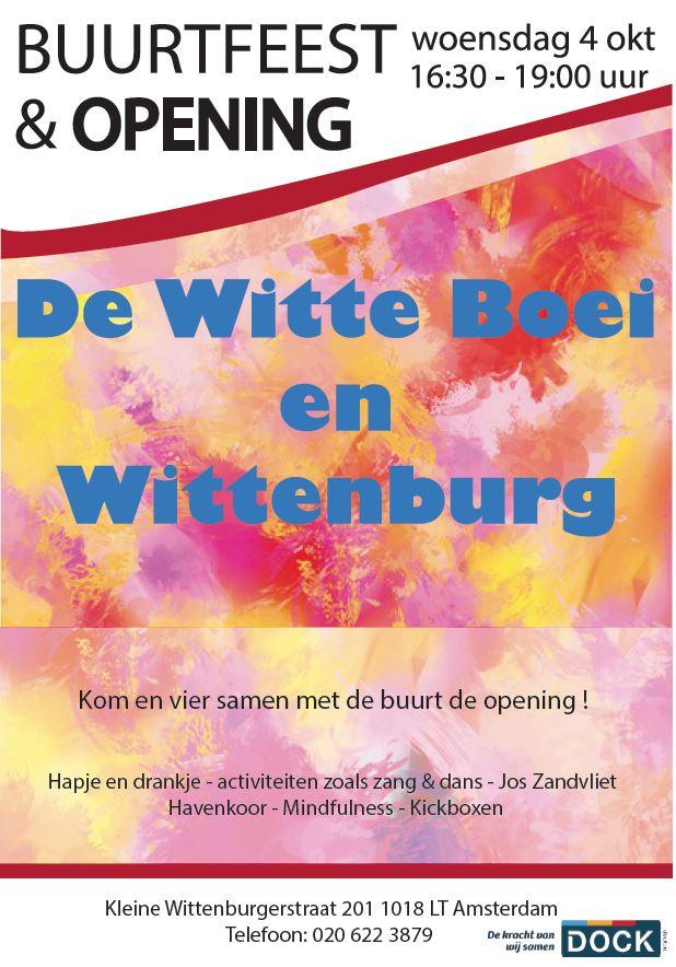 Witte Boei openingsfeest 4 okt voorblad.JPG