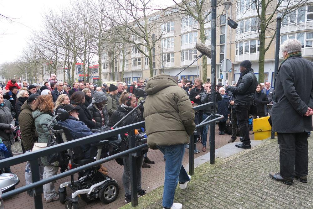 Bijeenkomst zaterdagmiddag 27 januari achter de Oosterkerk