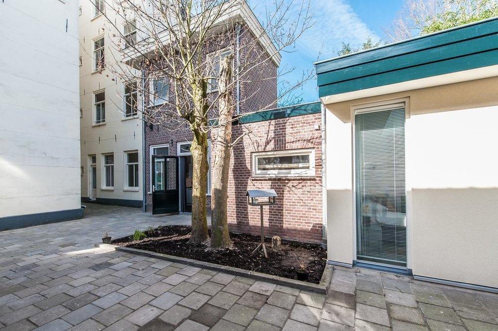 Plantage Garden Appartments, Plantage Muidergracht 35