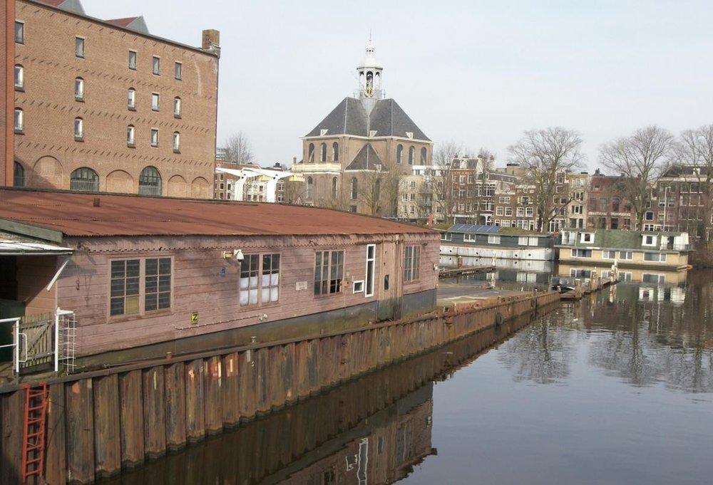 Werkplaats / botenloods Koning Willam