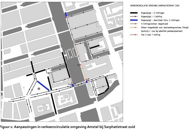 Amstel-oost verkeerscirculatie juni 2018.JPG