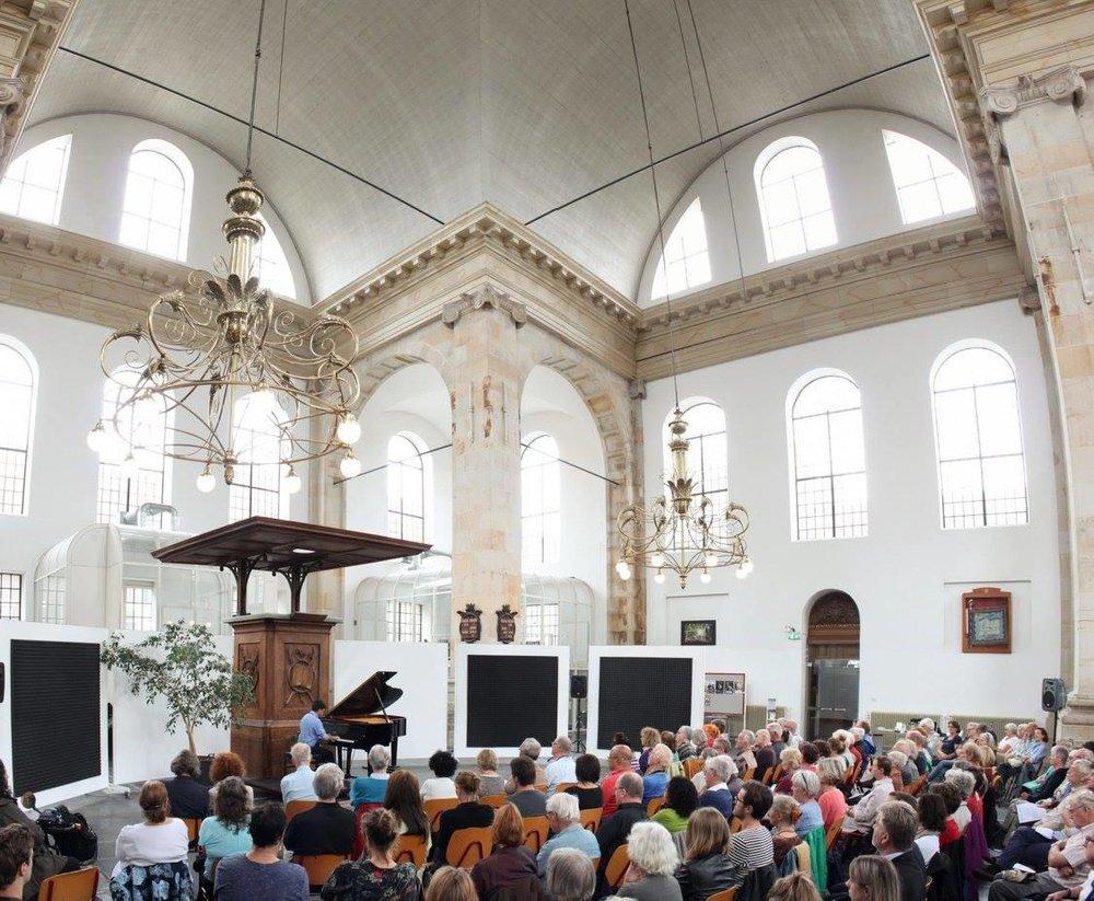 Concert in de Oosterkerk