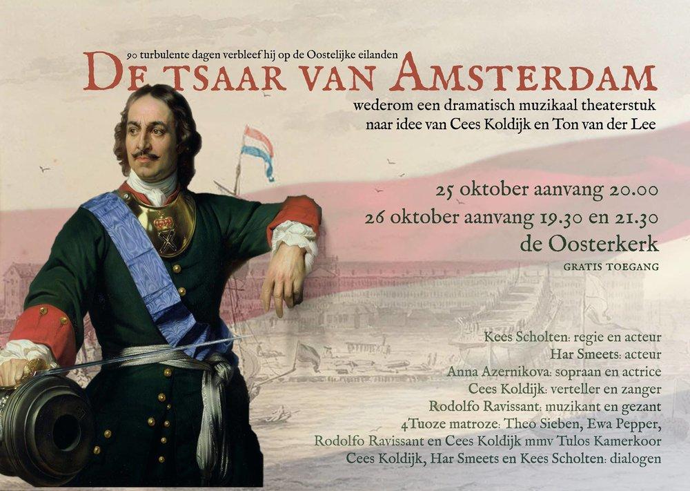 Tsaar van Amsterdam okt 2018.jpg