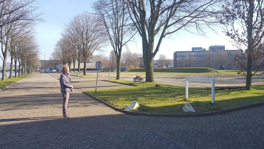 Langs de Dijkgracht: open vanaf Commandantsbrug