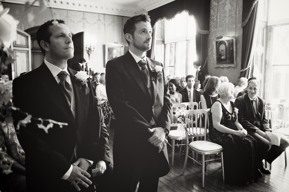 Holdenby House Wedding