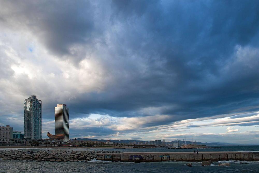 Barcelona, Torre Mapfre