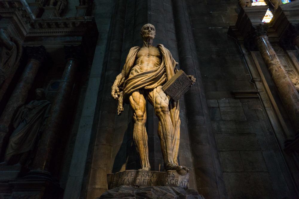 Saint Bartholomew Flayed