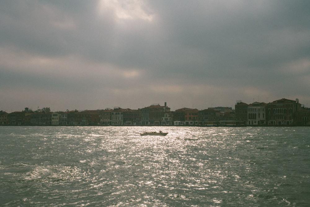 Boat in Zattere