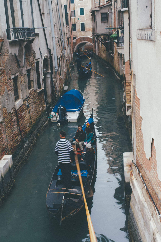 Felice in Gondola