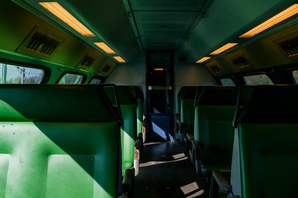 Eindhoven - Amsterdam Train