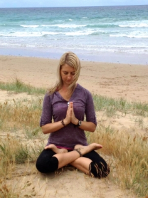 "Trish's profound love for yoga and a healthful lifestyle brought her to becoming a Certified Holistic Health Coach, a Yoga Alliance Certified Yoga Teacher and Reiki Level I and II. She specialized in Pregnancy Yoga with a Prenatal/Postnatal Yoga Certification from Ana Davis' Bliss Baby Yoga in Byron Bay Australia. She found her true sense of purpose in life through daily pranayama, meditation, and asana practice. ""I have made it my personal goal to help others gain the same self awareness, knowledge, confidence and peace within that I have through yoga."" Trish teaches Arc Yoga's Mommy to Be (Prenatal) Yoga classes."