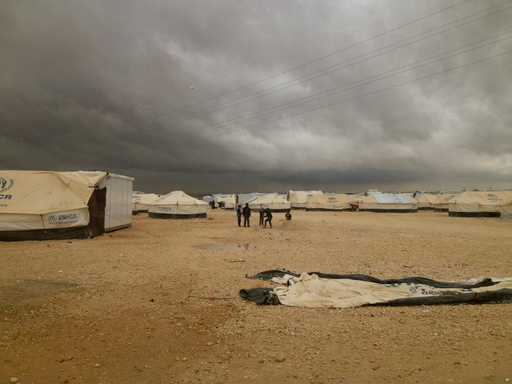 Zaatari Refugee Camp © The Lived Zaatari Documentary Project
