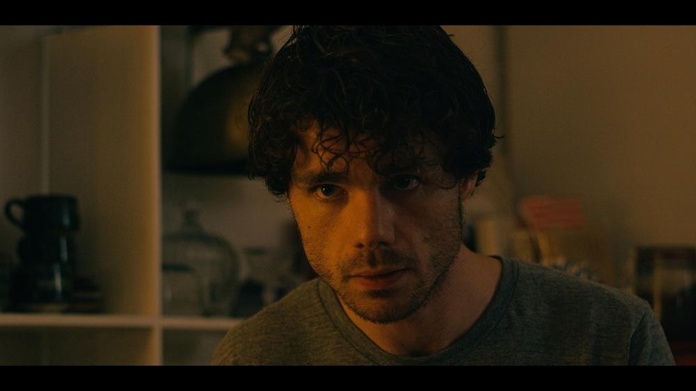 Matthew Needham in the Oscar winning 'Stutterer'
