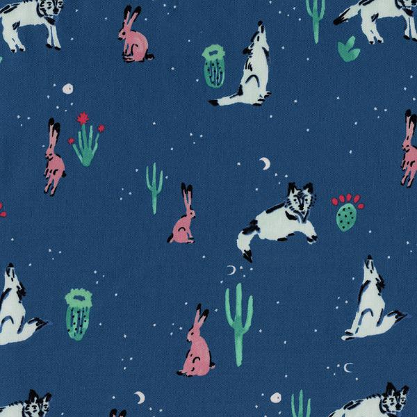 Spirit Animal from Alexia Abegg's Mesa collection for  Cotton + Steel