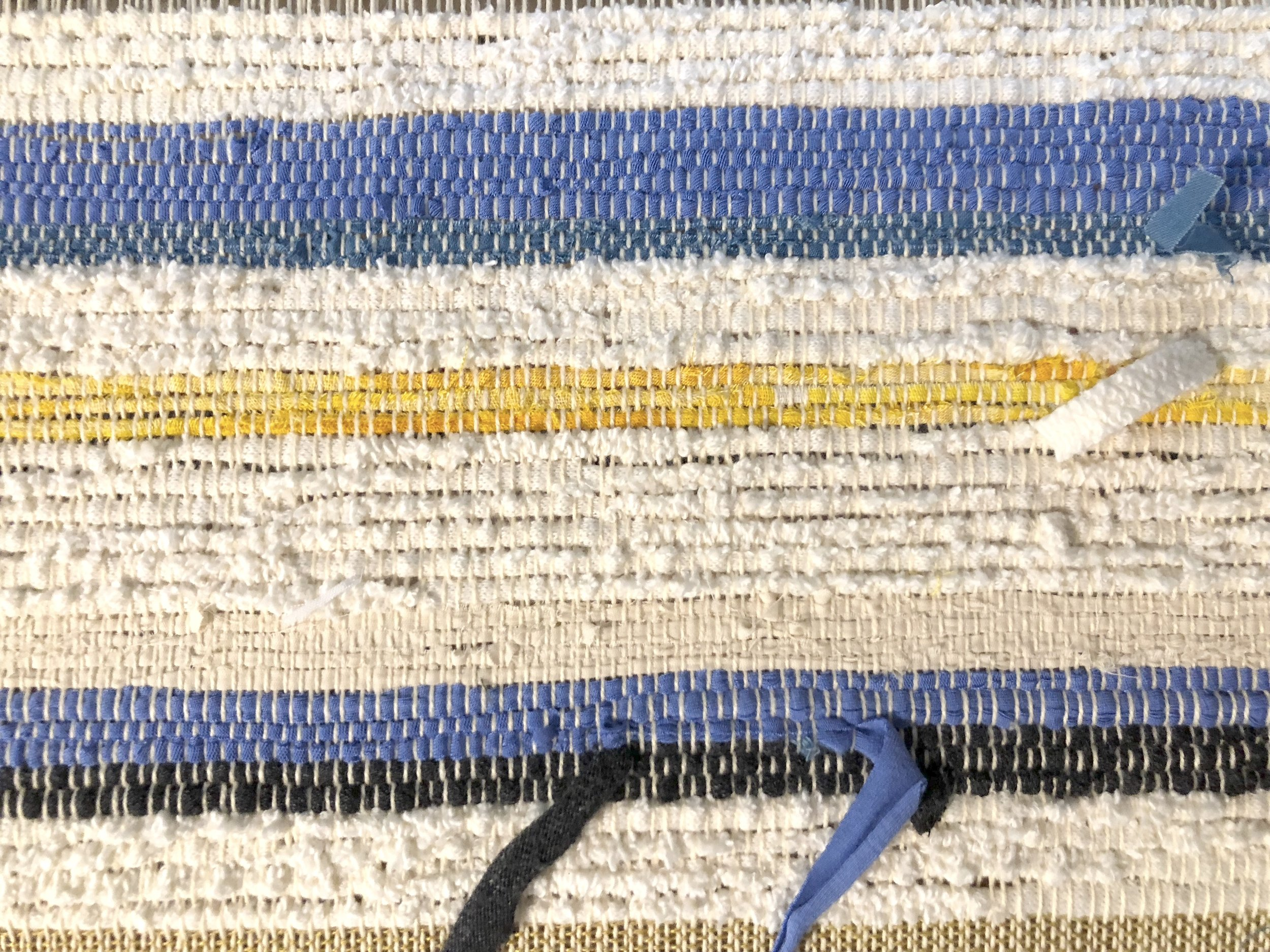 Weave With Fabric Scraps Blueprints For Sewing