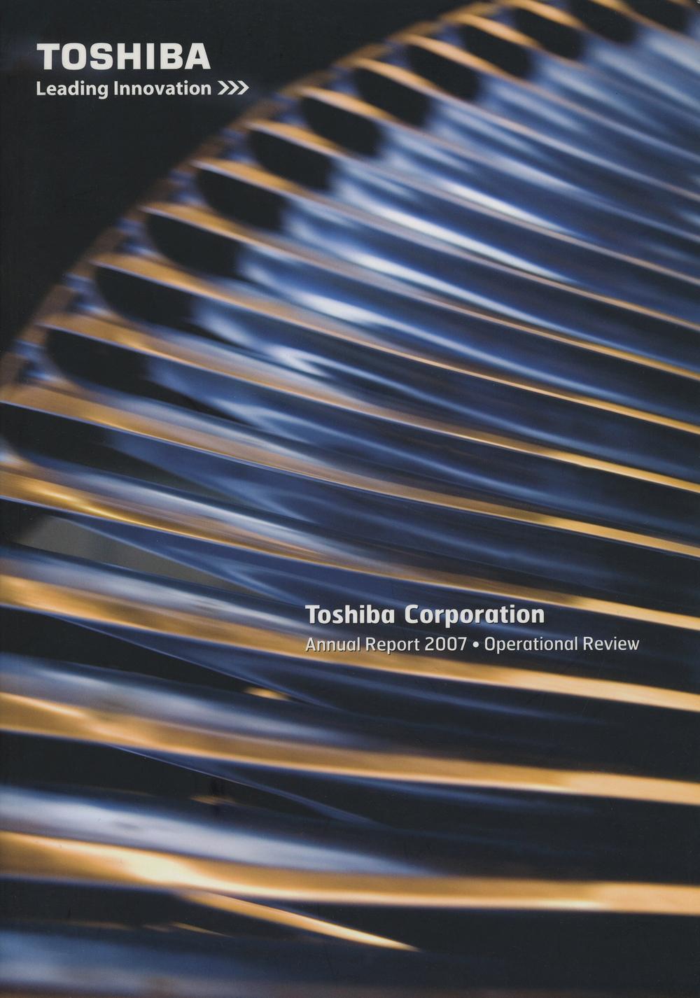 株式会社東芝Annual Report 2007  8−1