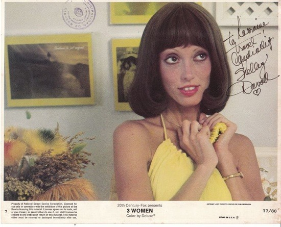 superseventies :     Shelley Duvall in Robert Altman's '3 Women', 1977.