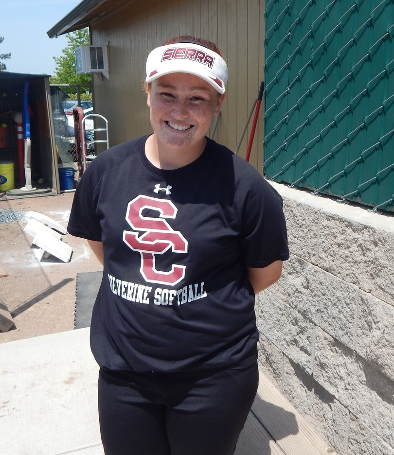 Casa Roble graduate and current Sierra College Softball Kaitlyn Garcia was named to the Academic All-American team this week.