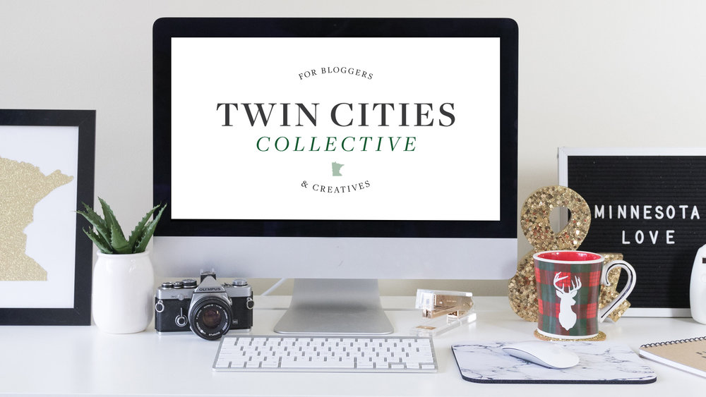 Twin Cities Collective for Bloggers and Creatives, Styled Stock Photo