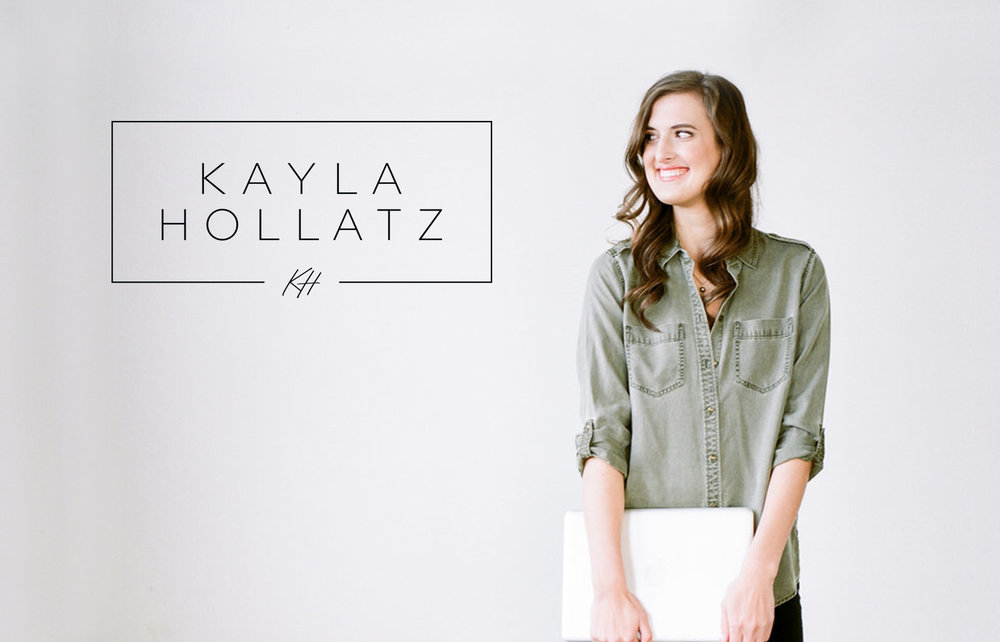 Kayla Hollatz Visual Brand Reveal