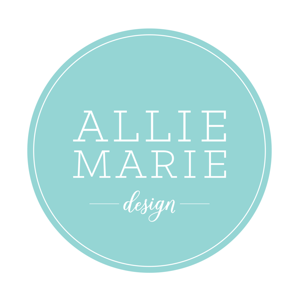AllieMarie Design  |  Brand Stylist and Graphic Designer for Small Businesses with Big Hearts  |  Blog on branding, design, small business, inspiration and marketing tips