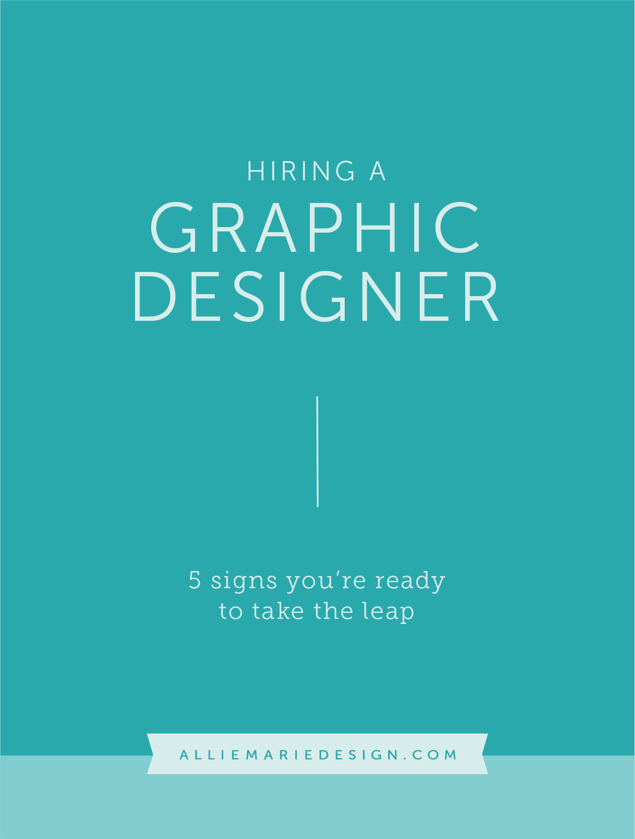 Hiring A Graphic Designer 5 Signs Youre Ready To Take The Leap