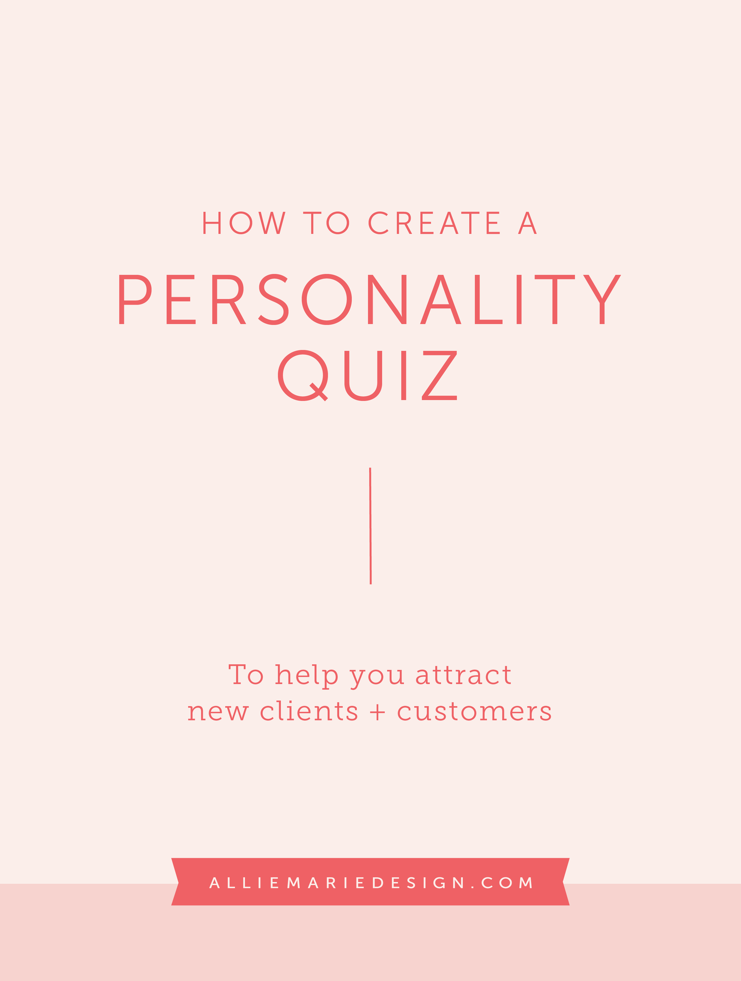 How to Create a Personality Quiz to Attract New Clients +
