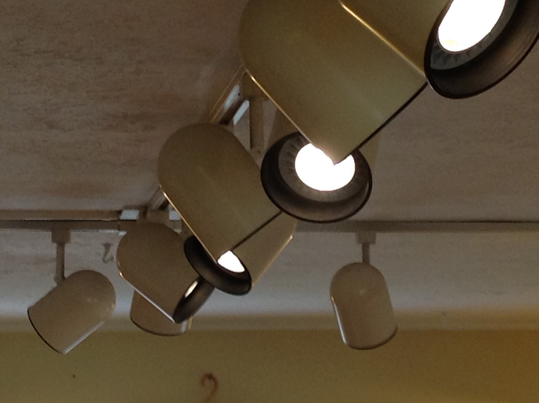 We were glad to find bulbs that worked in our old dimmer track light fixtures.