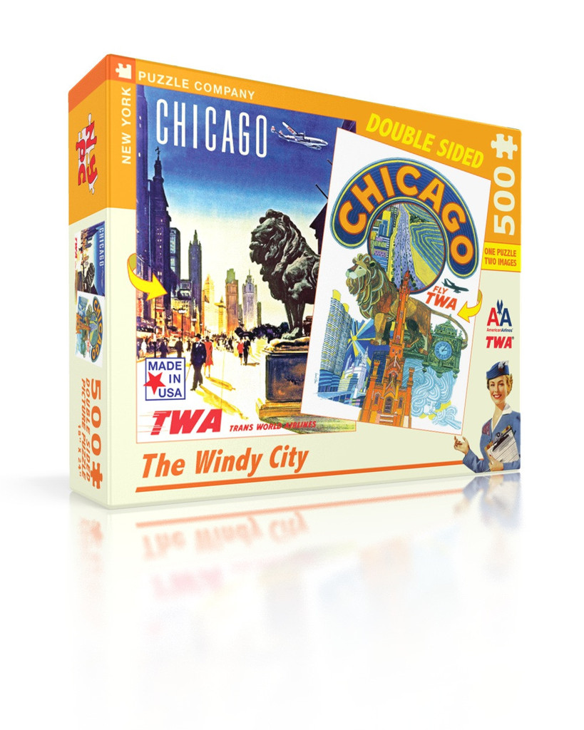 Windy City Puzzle