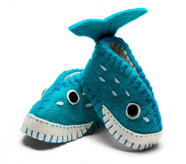 Zooties Booties Whale
