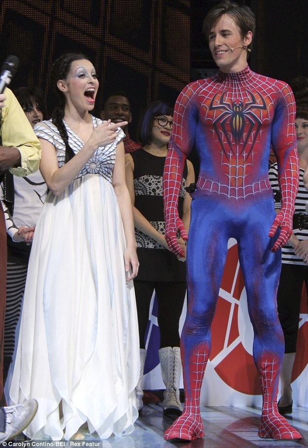 Spider-Man: Turn Off the Dark  Broadway