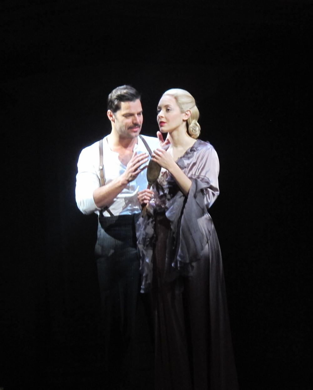 EVITA Broadway Revival