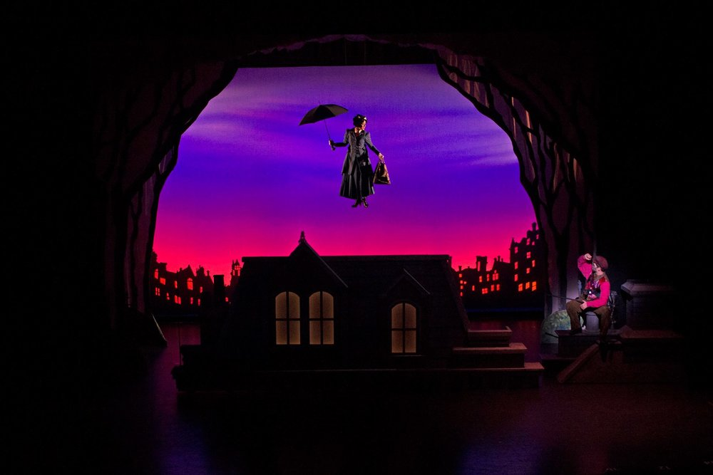 Mary Poppins  Lexington Theatre Company