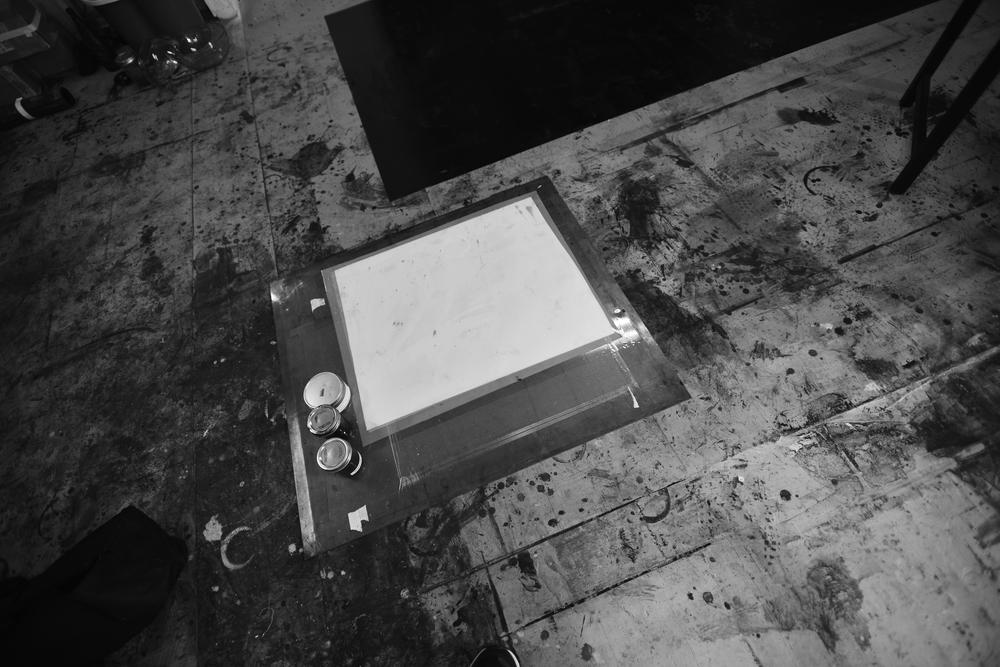 Ink slab, 2013