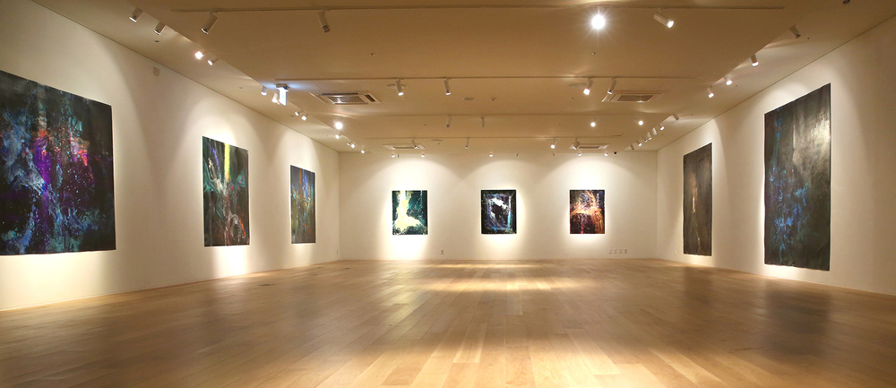Color Proofs,  Solo Exhibit, Ara Art Center, Seoul, Korea, 2014